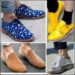 Nghe đôi giầy nói về đàn ông