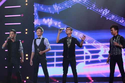 """""""Adele Việt Nam"""" thắng ngoạn mục, Ca nhạc - MTV, Toi la nguoi chien thang, the winner is, h zina bya, Ngoc minh, hai chau, le hoa, tu vi, dong thoi gian, ca nhac, am nhac"""