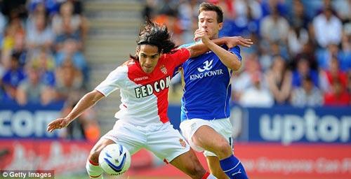 Falcao ghi bàn giúp Monaco thắng - 1