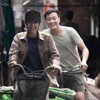 Minh Hằng dạy Lương Mạnh Hải thu mua ve chai