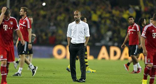 Pep: Thua Dortmund là tốt cho Bayern - 1