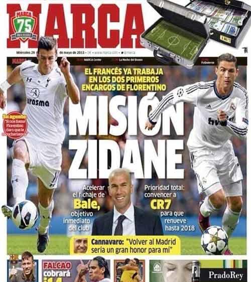 """""""Bom tấn"""" Bale: Real & thương vụ thế kỉ - 1"""