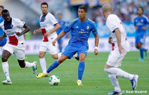 Real-Ancelotti đang đi đúng hướng - 1