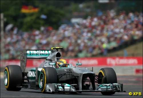 F1-Phân hạng Hungarian GP: Pole kịch tính của Hamilton - 3
