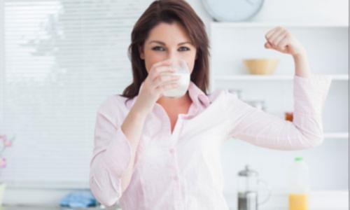 Xương chắc khỏe nhờ bổ sung vitamin - 1