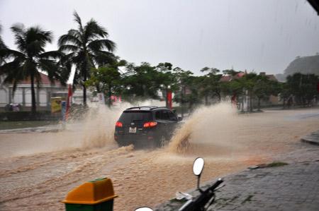 Quảng Ninh: Mưa xối xả, kéo sập nhiều nhà dân - 8