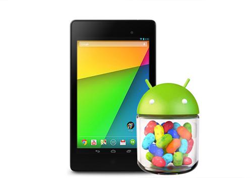 Nexus 7 phiên bản mới có gì đặc biệt - 2