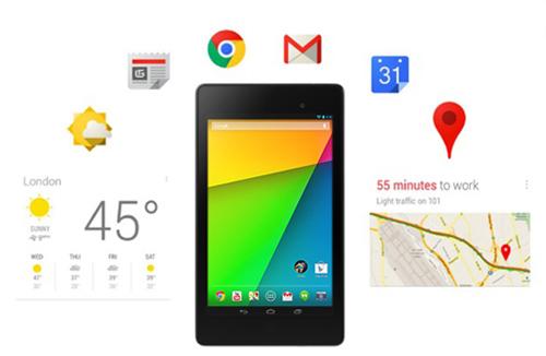 Nexus 7 phiên bản mới có gì đặc biệt - 4