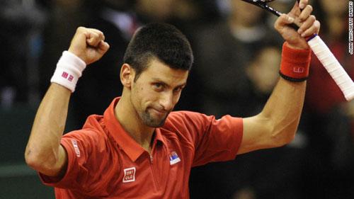 Djokovic điền Davis Cup vào lịch thi đấu - 1