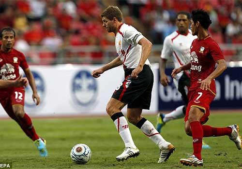 Thái Lan – Liverpool: Không có bất ngờ - 1