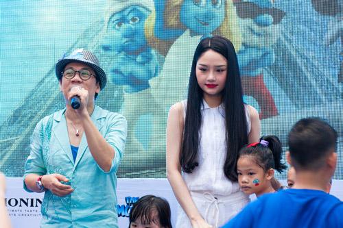 Thành Lộc xì trum cùng The Voice Kids - 2