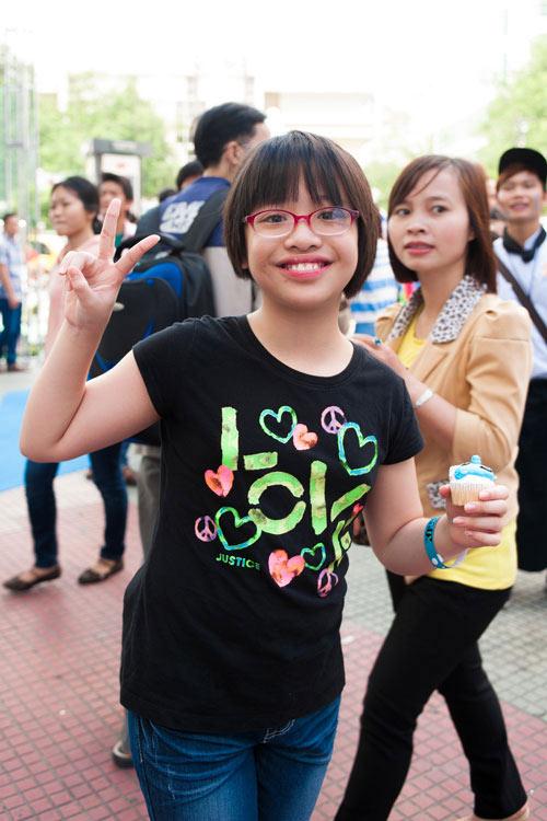 Thành Lộc xì trum cùng The Voice Kids - 8