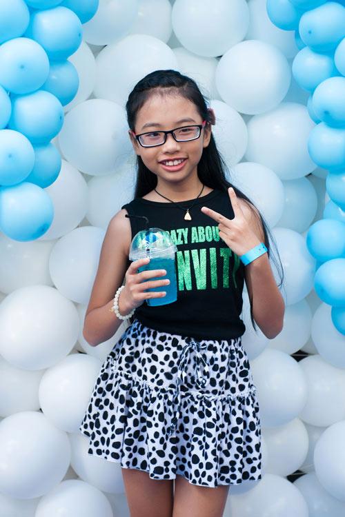 Thành Lộc xì trum cùng The Voice Kids - 6