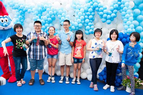 Thành Lộc xì trum cùng The Voice Kids - 12