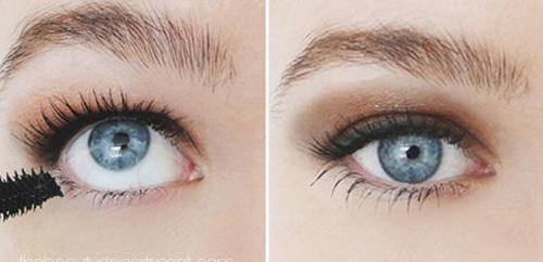 Cách trang điểm mí mắt dưới đẹp - 2