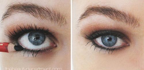 6 cách make up mí mắt dưới bạn nên biết - 4