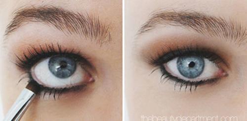 6 cách make up mí mắt dưới bạn nên biết - 5