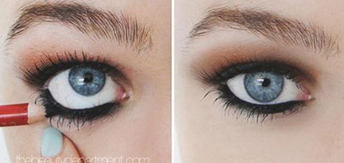 6 cách make up mí mắt dưới bạn nên biết - 6