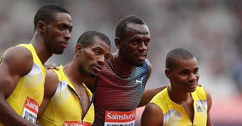 """Usain Bolt lấy lại hình ảnh """"tia chớp"""" - 2"""