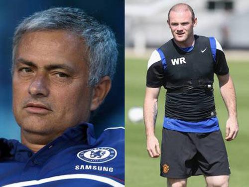 """Mourinho là """"chìa khóa"""" vụ Rooney - 2"""