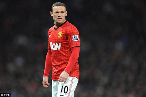 """Mourinho là """"chìa khóa"""" vụ Rooney - 1"""