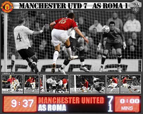 Ferdinand và trận đấu hay nhất của MU - 1