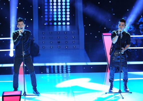 Quốc Trung mắng thí sinh The Voice xối xả - 3