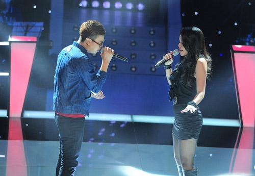 Quốc Trung mắng thí sinh The Voice xối xả - 9