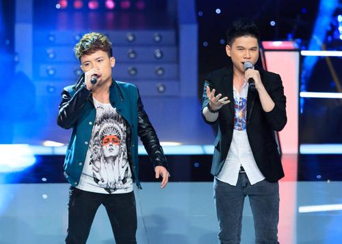 Quốc Trung mắng thí sinh The Voice xối xả - 2