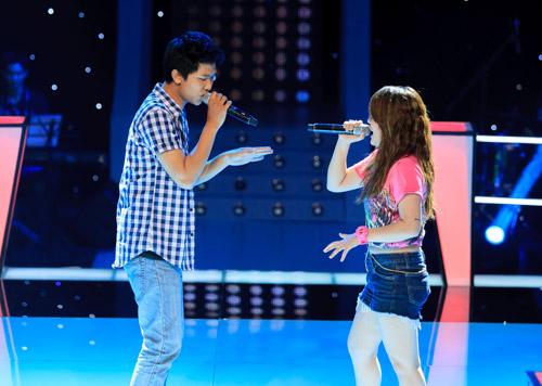 Quốc Trung mắng thí sinh The Voice xối xả - 7
