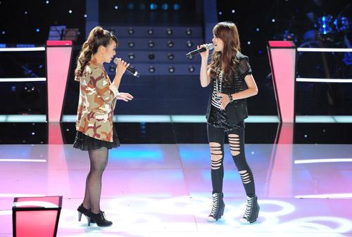 Quốc Trung mắng thí sinh The Voice xối xả - 8