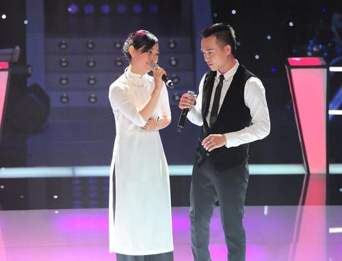 Quốc Trung mắng thí sinh The Voice xối xả - 4
