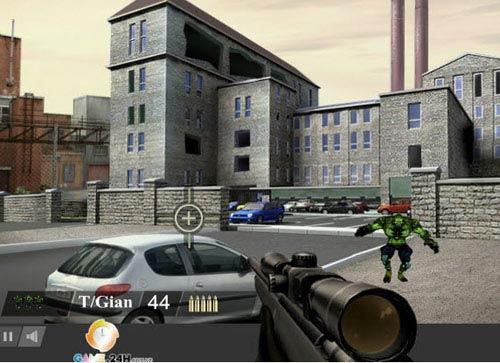 Game hay: Tiêu diệt Zombie 2 - 2
