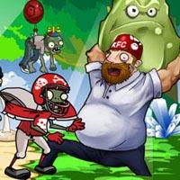 Game hay: Tiêu diệt Zombie 2