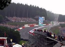 Lịch thi đấu F1: Belgium GP 2014 - 2