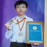 Giáo dục - du học - Chàng trai say Sử đoạt HCV Olympic Toán