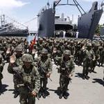 Tin tức trong ngày - Philippines điều lực lượng tới gần Biển Đông