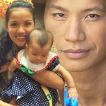 Phim - Lộ diện vợ mới và con gái Dustin Nguyễn