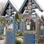 Du lịch - Nghĩa địa... vui vẻ ở Rumani
