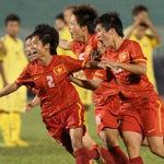 Bóng đá - ĐT nữ Việt Nam tập huấn tại Hàn Quốc