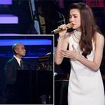 Ca nhạc - MTV - Đức Trí đệm đàn cho Hà Hồ