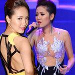Thời trang - Ca sĩ Phương Linh ngày càng nóng bỏng