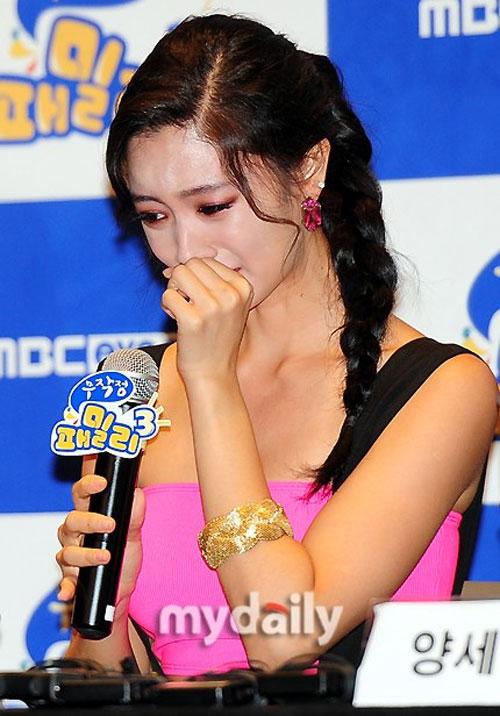 Người đẹp Hàn khóc òa vì bị chê phản cảm - 5
