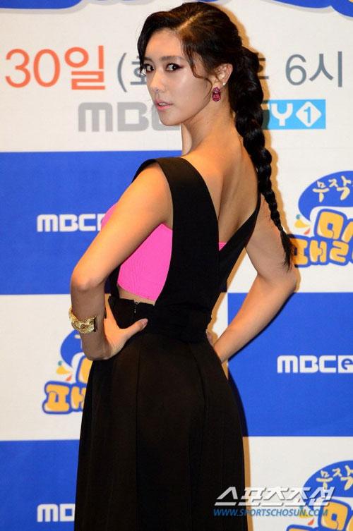 Người đẹp Hàn khóc òa vì bị chê phản cảm - 9
