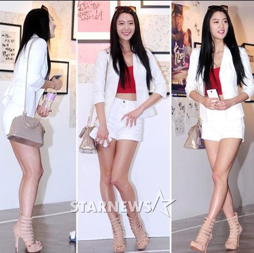 Người đẹp Hàn khóc òa vì bị chê phản cảm - 10