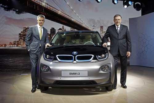 BMW i3 2014: Thay đổi cuộc chơi - 2