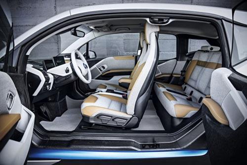 BMW i3 2014: Thay đổi cuộc chơi - 13
