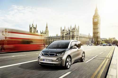 BMW i3 2014: Thay đổi cuộc chơi - 4