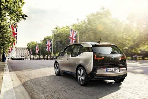 BMW i3 2014: Thay đổi cuộc chơi - 5