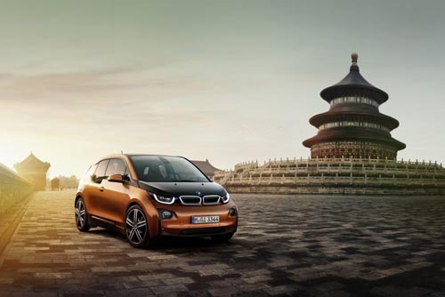 BMW i3 2014: Thay đổi cuộc chơi - 6